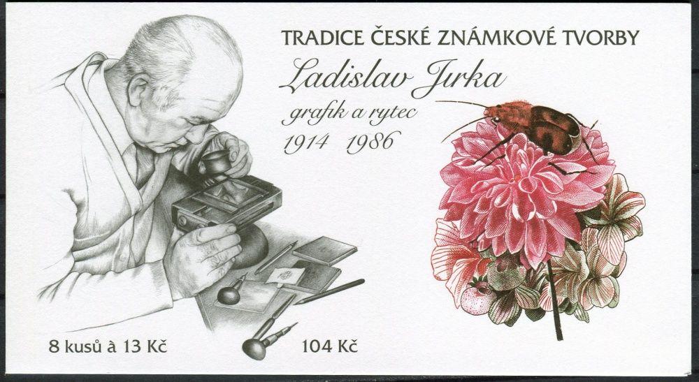 (2014) ZSt 46 - Tradice české známkové tvorby