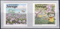 (2015) MiNr. 3042 - 3043 ** - Švédsko - včelařství