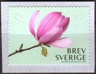 (2015) MiNr. 3051 ** - Švédsko - Magnolie