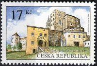 (2016) č. 881 ** - Česká republika - Krásy naší vlasti - Hrad Buchlov
