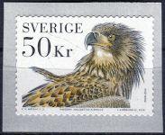 (2016) MiNr. 3094 ** - Švédsko - Orel mořský