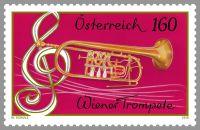 (2016) MiNr. 3247 ** - Rakousko - Hudební nástroje (VI)