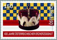 (2016) MiNr. 3251 ** - Rakousko - 400 let rakouského arcivévodství
