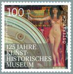 (2016) MiNr. 3254 ** - Rakousko - 125 let Uměleckohistorické muzeum, Vídeň