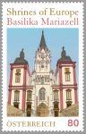 (2016) MiNr. 3267 ** - Rakousko - 20 let Svatyně Evropy