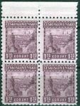 (1926) č. 213 ** - ČSR I. - Hrady, krajiny, města - Karlštejn