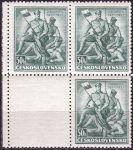 (1937) č. 318 ** VK-3 - ČSR I. - 20. výročí bitvy u Zborova