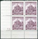 (1939) č. 30 ** - B.u.M. - 4-bl - Města - Kutná Hora