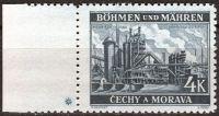(1939) č. 37 ** - B.u.M. - Krajiny, hrady a města - Ostrava - d.z. *