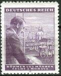 (1943) č. 106 ** - B.ü.M. - 54. narozeniny A. Hitlera
