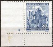 (1940) č. 42 ** - B.u.M. - Krajiny, hrady a města - Pernštejn - d.z.*