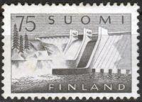 (1959) MiNr. 508 ** - Finsko - přehrada