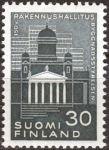 (1961) MiNr. 540 ** - Finsko - 150 let Administrace veřejných prací ve Finsku