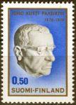 (1970) MiNr. 684 ** - Finsko - 100. narozeniny Juho Kusti Paasikivi