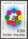 (1972) MiNr. 715 ** - Finsko - Evropská bezpečnostní konference, Helsinki