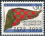 (1973) č. 2035 ** - Československo - Univerzita Olomouc