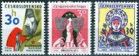 (1974) č. 2093 - 2095 ** - Československo - Politické a kulturní výročí