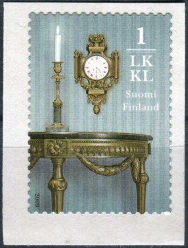 (2009) MiNr. 1992 ** - Finsko - Starožitnosti (III)