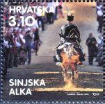 (2015) MiNr. 1200 **- Chorvatsko - Nehmotné světového dědictví UNESCO v Chorvatsku