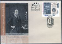 (2016) FDC MiNr. 5841 O - Maďarsko - Jan Jessenius