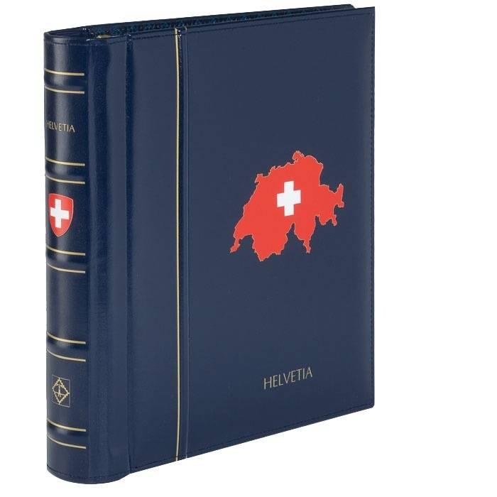 Leuchtturm Pákové desky + kazeta - Švýcarsko