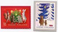 (2008) č. 1938 - 1939 ** - Finsko - Vánoční známky
