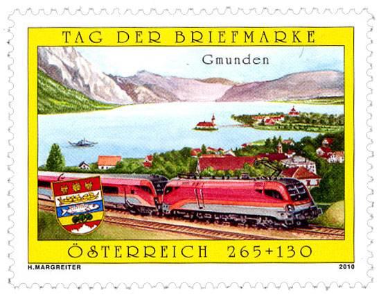 (2010) MiNr. 2887 ** - Rakousko - železnice Gmunden