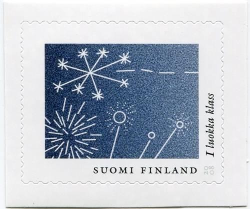 (2008) č. 1935 ** - Finsko - Ohňostroj
