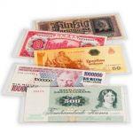 Folie na bankovky PREMIUM 176 - 10 ks (90x176 mm)