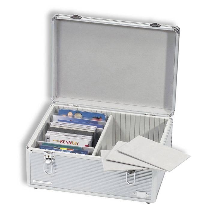 Kufr CARGO MULTI XL - na pohlednice, mincovní sady