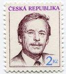 (1993) č. 3 ** - ČR - Prezident Václav Havel