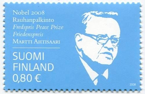 (2008) č. 1941 ** - Finsko - Martti Ahtisaari