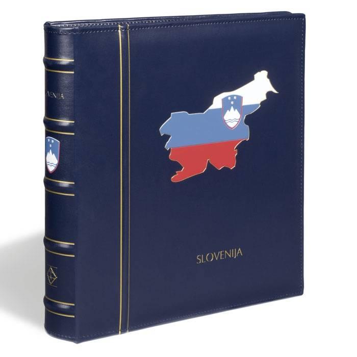 Leuchtturm Kroužkové desky + kazeta - Slovinsko