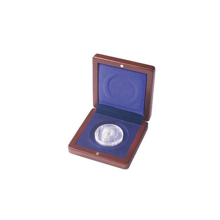 Mincovní pouzdro VOLTERRA pro uložení 1 mince - bublinky do 60 mm Ø