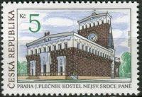 (1993) č. 6 ** - ČR - Krásy naší vlasti I.