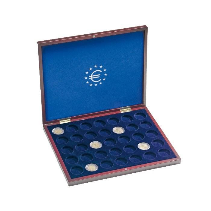 Leuchtturm VOLTERA de Luxe - 35 ks 2 € mincí v bublinkách
