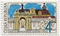 (1993) č. 7 ** - ČR - Břevnovský klášter