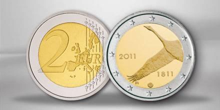 (2011) 2€ - Finsko - Národní banka (UNC)