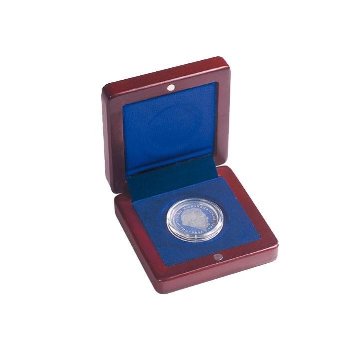 Mincovní pouzdro VOLTERRA pro uložení 1 mince - bublinky do 41 mm Ø