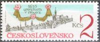 (1985) č. 2684 ** - Československo - 350. výročí založení university v Trnavě
