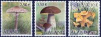 (2003) MiNr. 214 - 216 ** - Aland - Domorodé houby