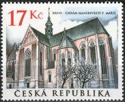 (2004) č. 388 ** - Česká republika - Chrám Nanebevzetí Panny Marie