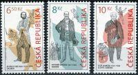 (2004) č. 397 - 399 ** - Česká republika - Česká hudba