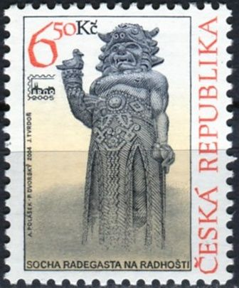 (2004) č. 403 ** - Česká republika - Radegast na Radhošti