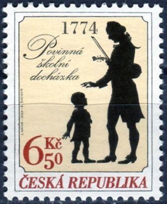 (2004) č. 413 ** - Česká republika - Povinná školní docházka