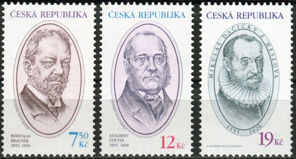 (2005) č. 431 - 433 ** - Česká republika - Osobnosti