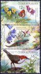 Zobrazit detail - (2005) č. 439 - 440 ** - Česká republika - Chráněná fauna a flóra Krkonoš