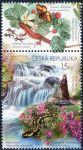 Zobrazit detail - (2005) č. 441 ** - Česká republika - Chráněná fauna a flóra Krkonoš