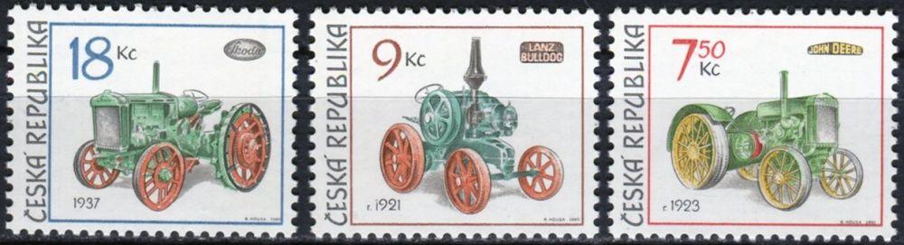 (2005) č. 447 - 449 ** - Česká republika - Historické traktory
