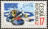 (2005) č. 451 ** - 17 Kč - Česká republika - Curling